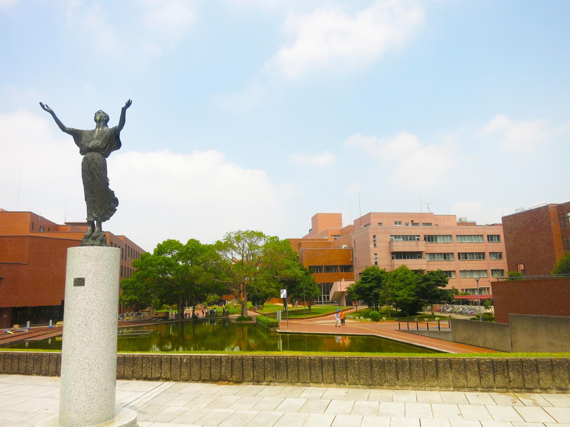 筑波大学キャンパス(つくば駅イメージ)