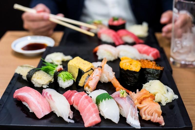 寿司・スシ