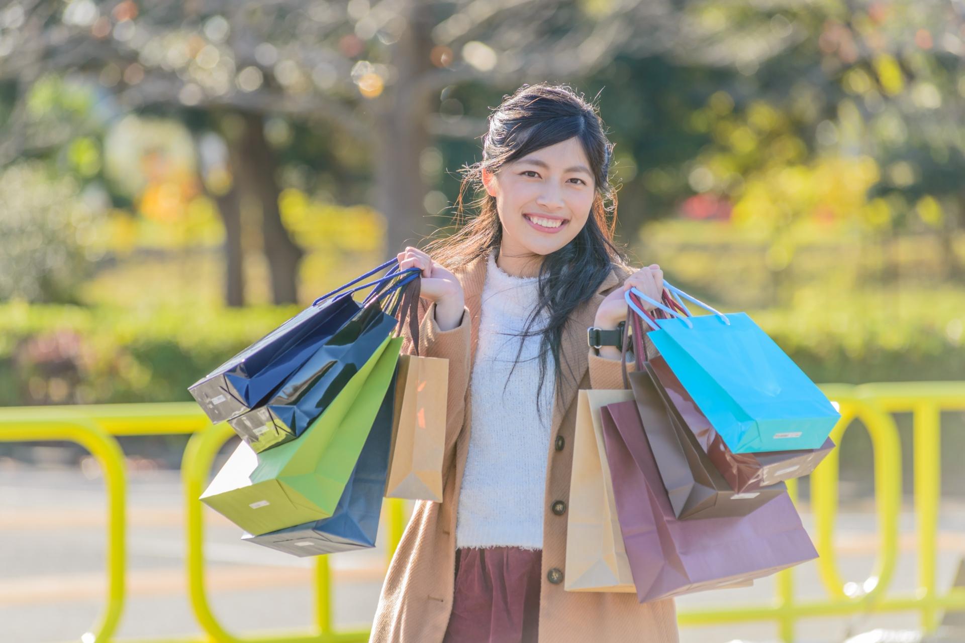 買い物・ショッピング