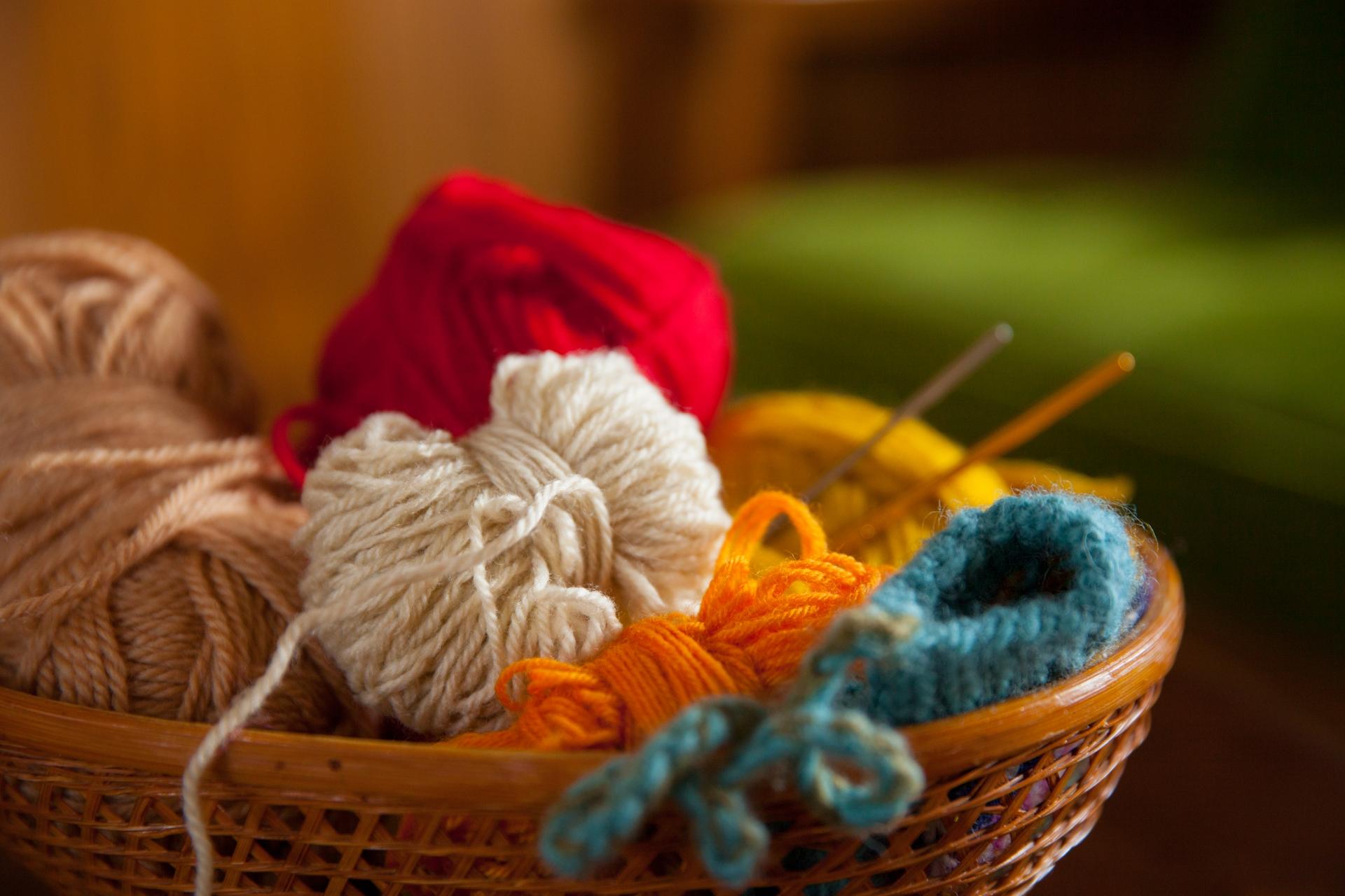 編み物・手芸・毛糸