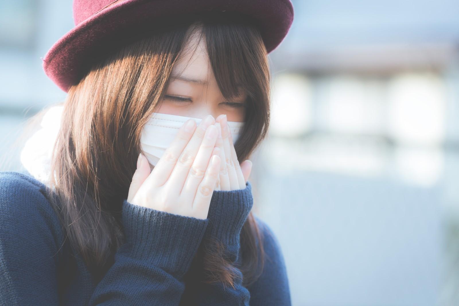 花粉症・くしゃみ・風邪・ドラッグストア