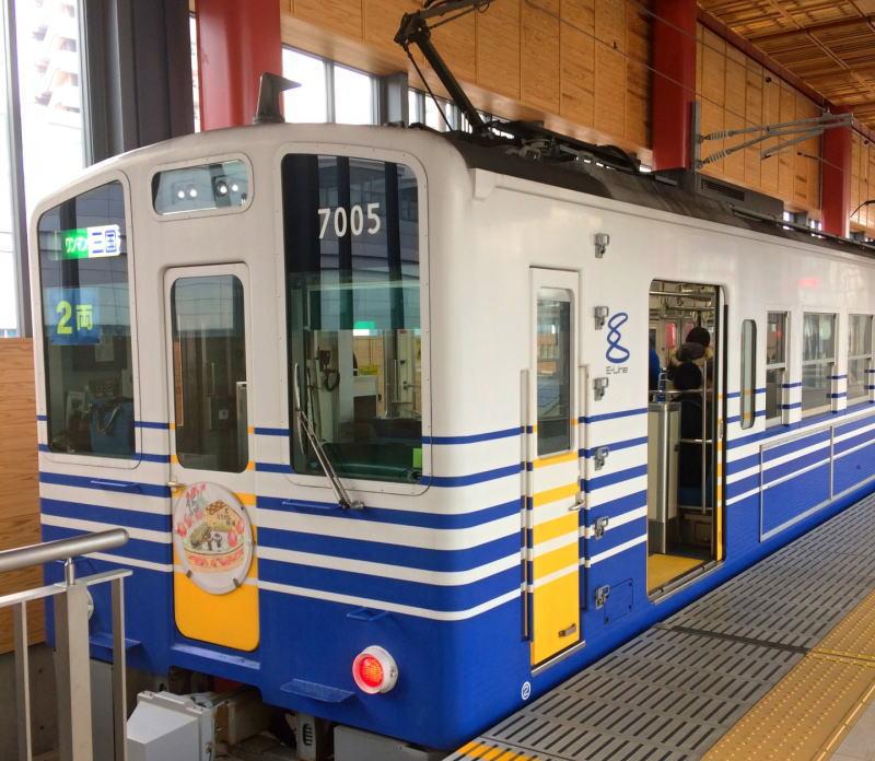 越前鉄道、三国駅