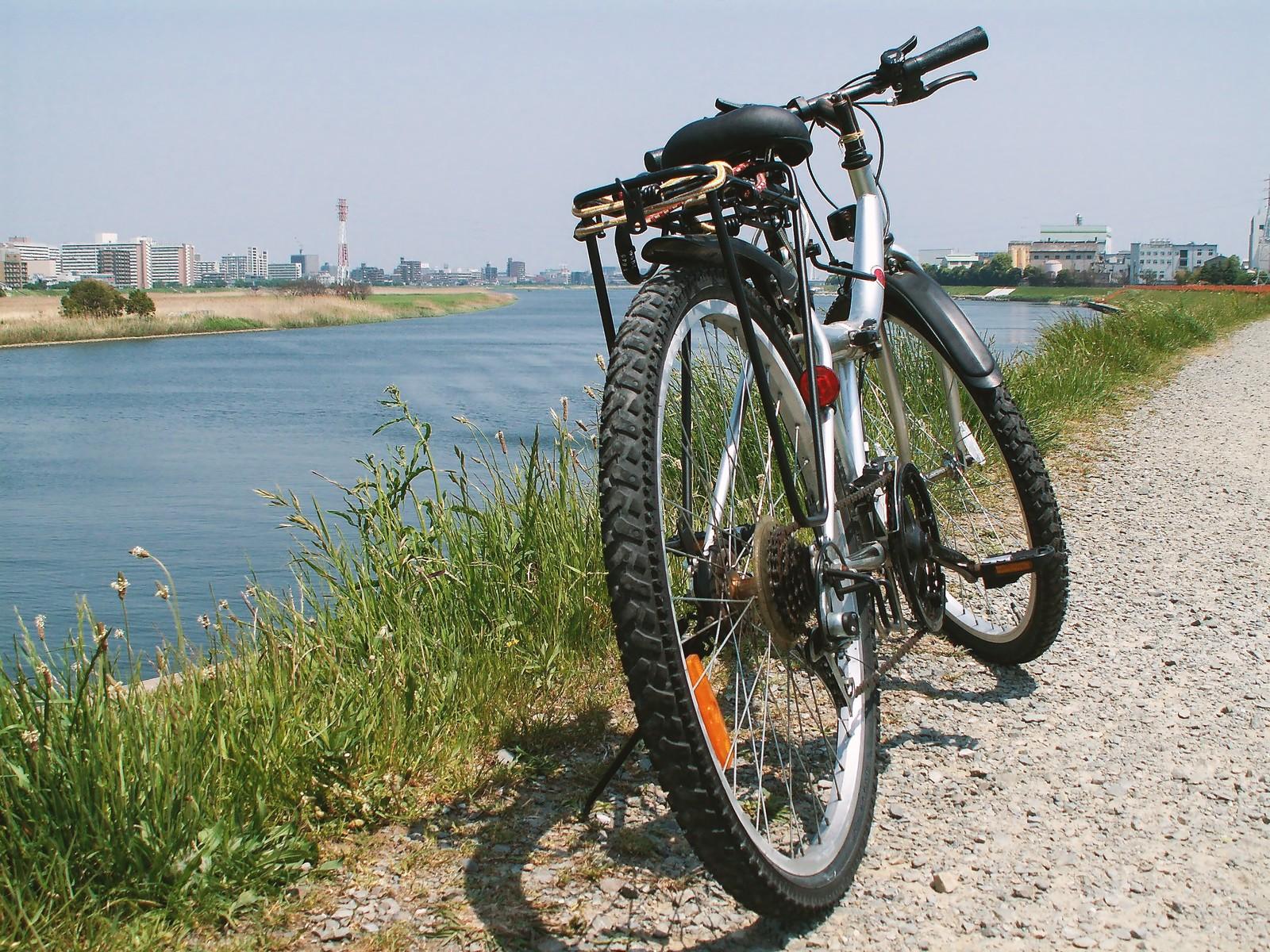 自転車・マウンテンバイク・サイクリング