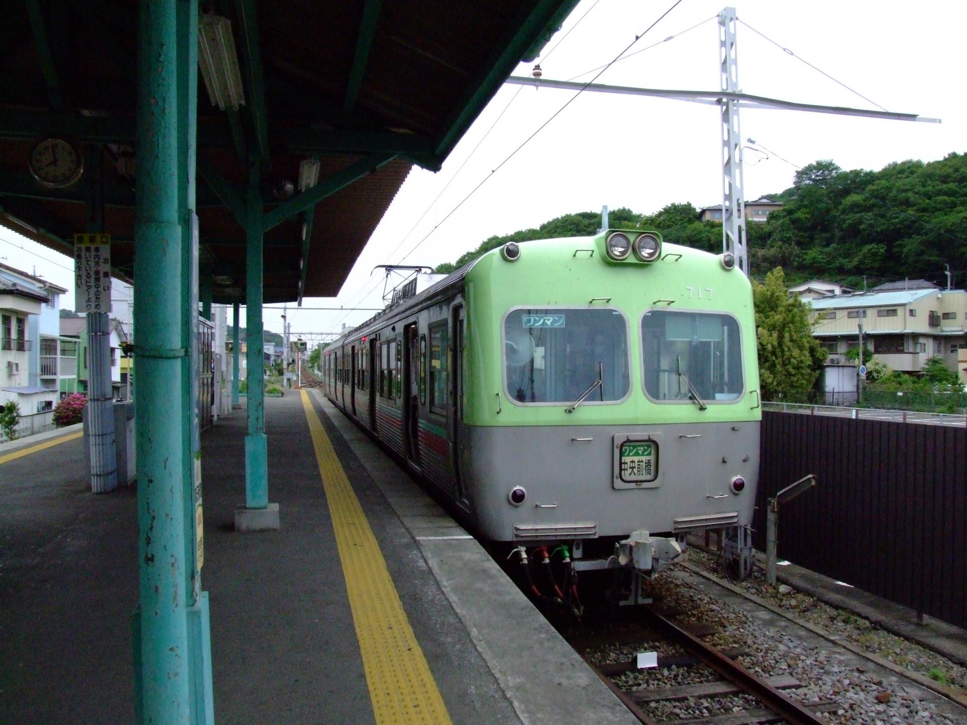 桐生駅イメージ