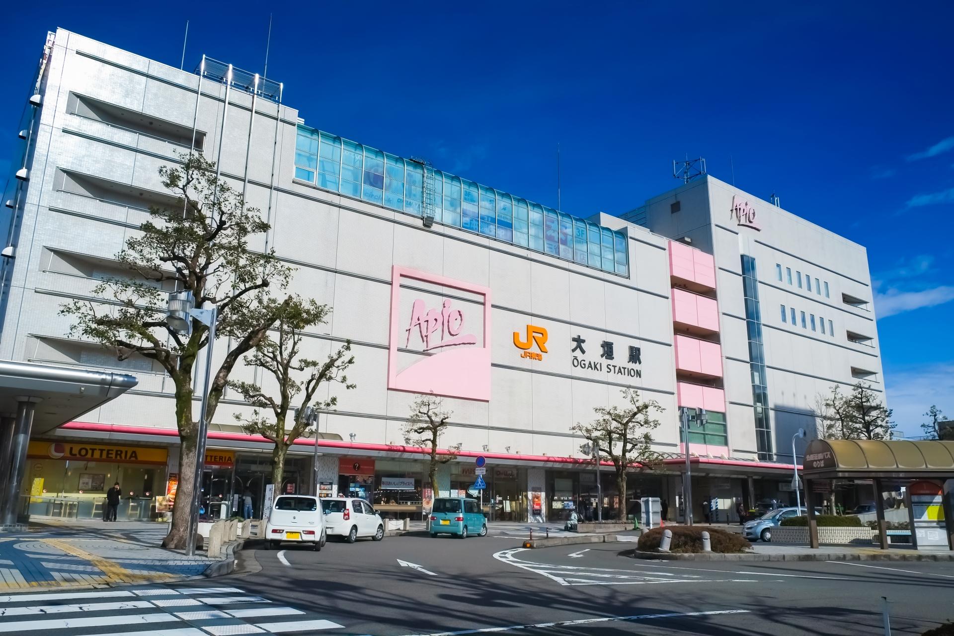 大垣駅 駅舎