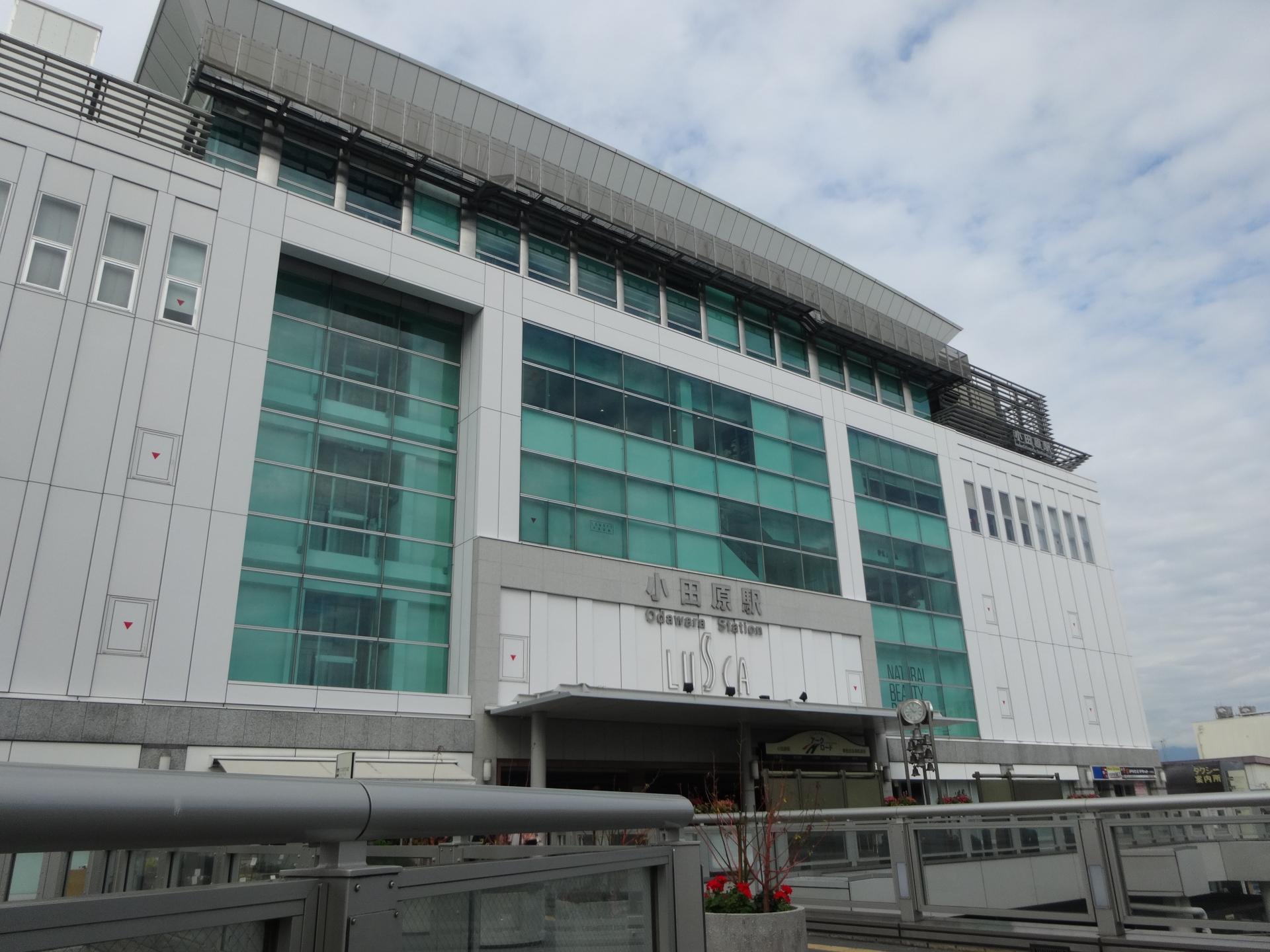 小田原駅前