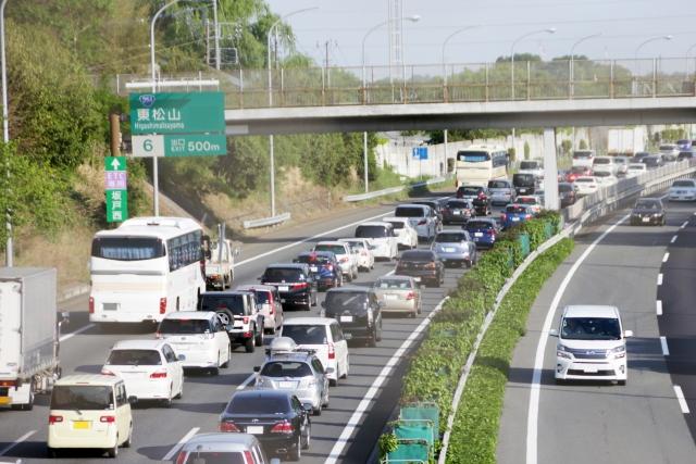 交通・渋滞・高速道路